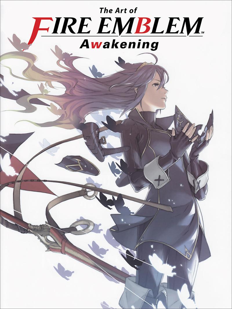 The Art of Fire Emblem: Awakening Cover