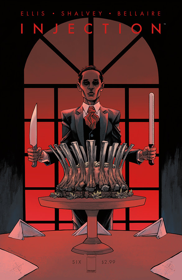 Injection #6 Cover A