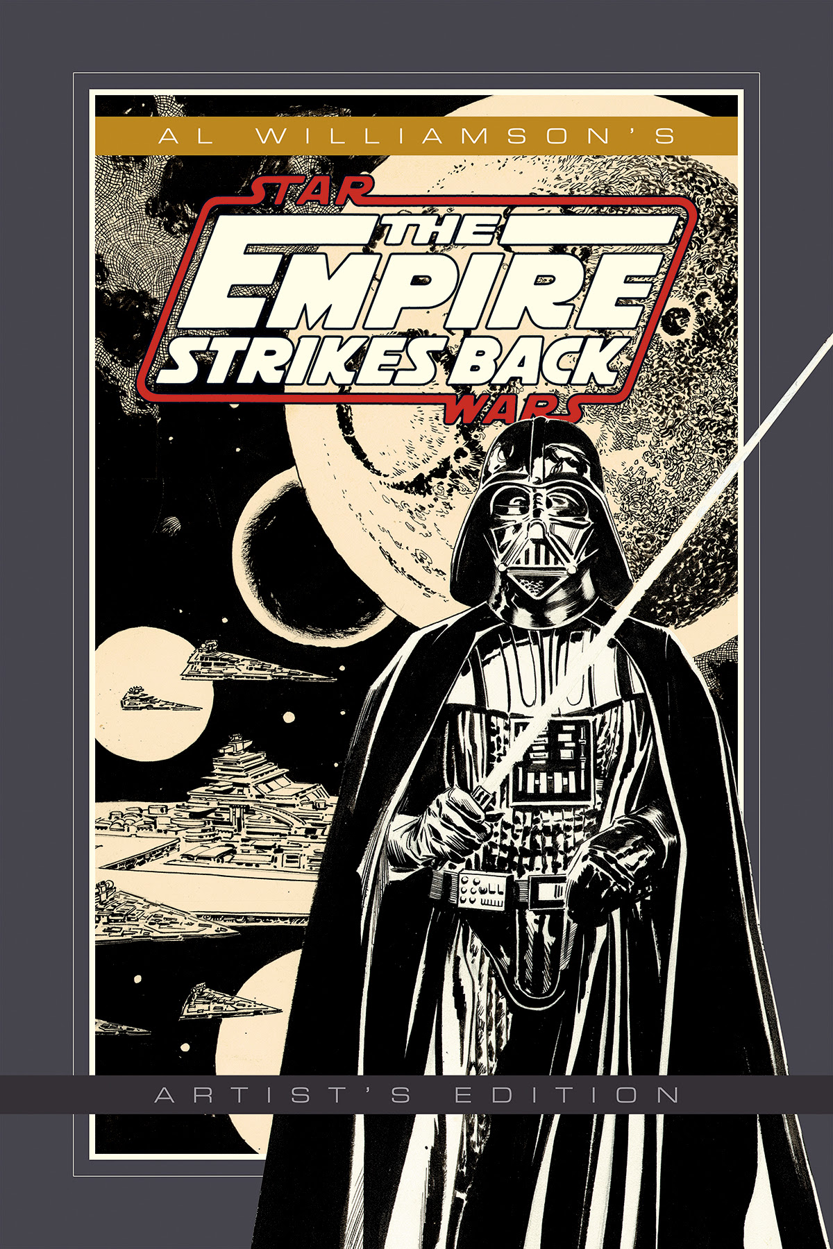 The Empire Strikes Back Al Williamson