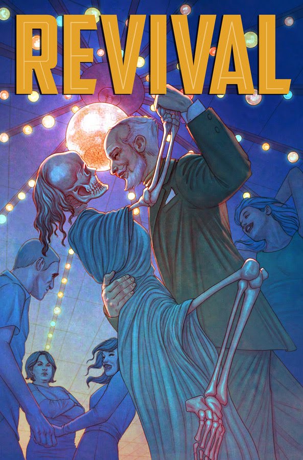 Revival #36 Cover