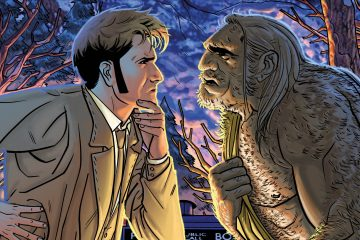 Doctor Who: The Tenth Doctor: Year Two #4 Cover