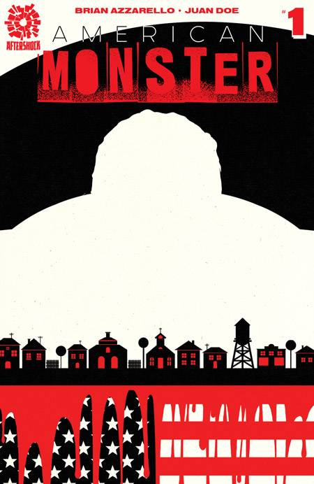 American Monster #1 Cover
