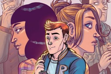 ARCHIE #8 Cover