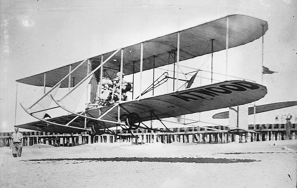 Wright Brothers Model B