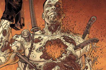Bloodshot Reborn Annual 2016 #1 Cover