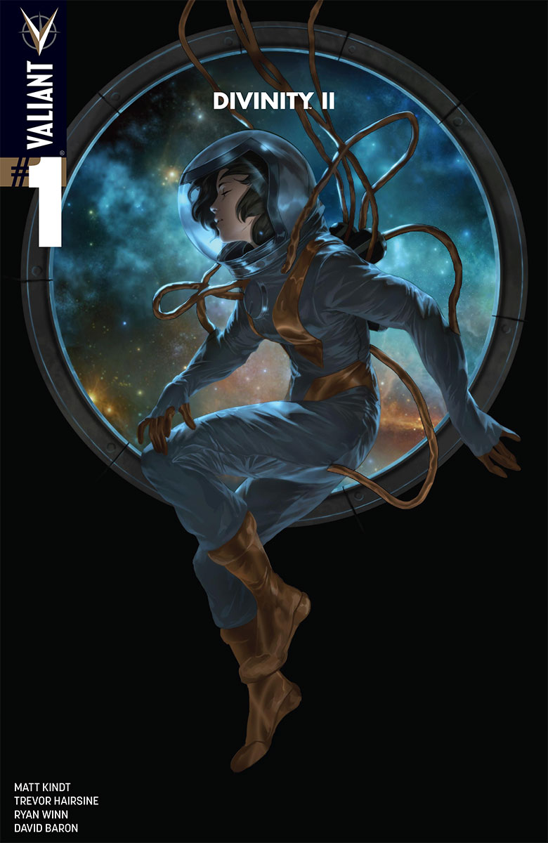 Divinity II #1 Cover