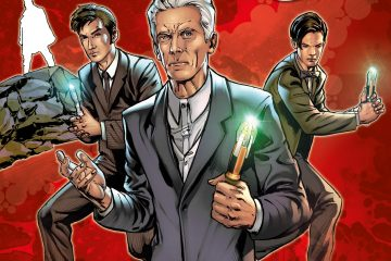 Doctor Who: Four Doctors Cover
