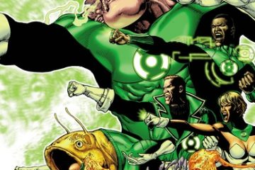 Green Lantern Corps: Edge of Oblivion #1 Cover