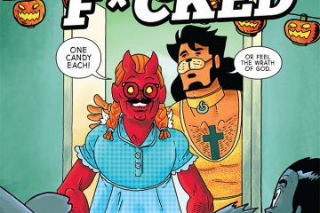 Holy F*cked #1 Cover