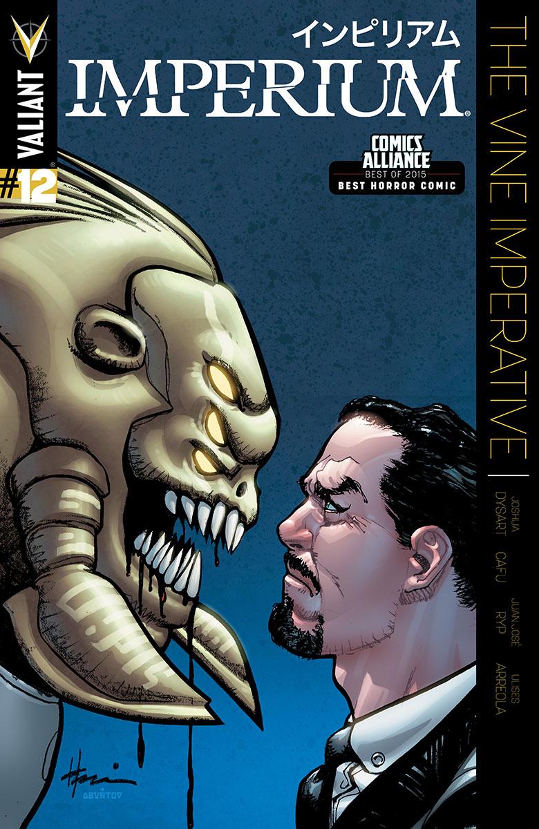Imperium #12 Cover