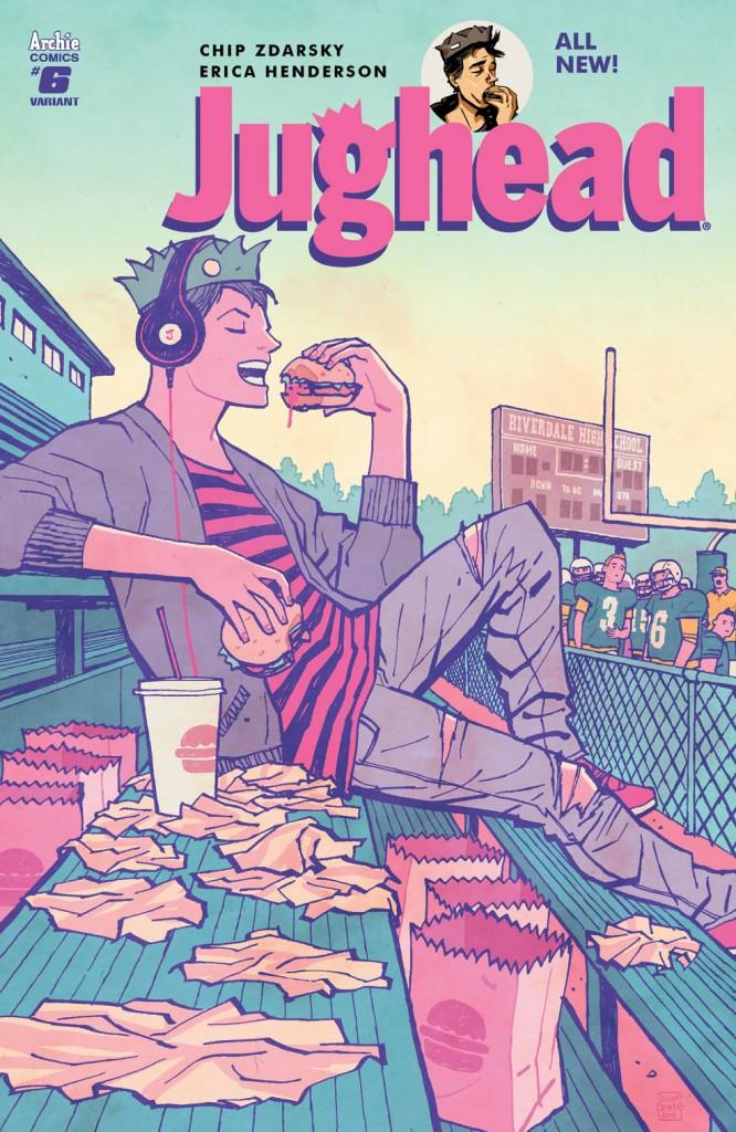 JUGHEAD #6 Cover