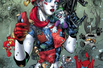 Justice League #47 Harley Quinn Variant