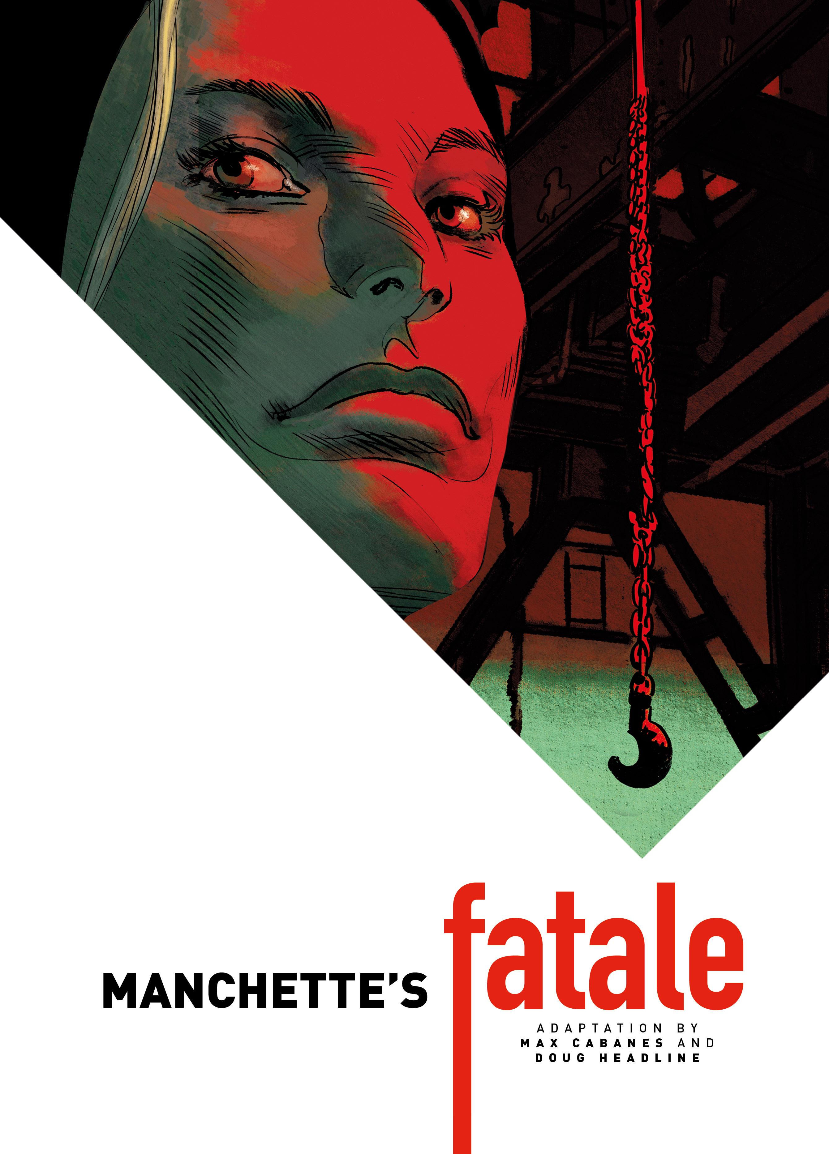 Manchette Fatale Cover