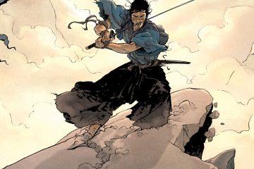 Samurai #2 Cover