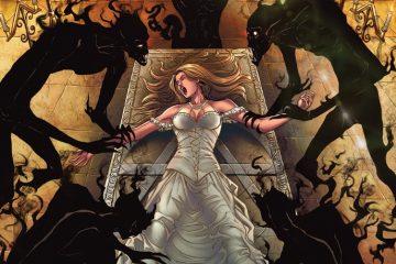 Satan's Hollow #1 Cover