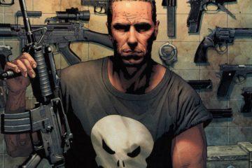 The Punisher Garth Ennis