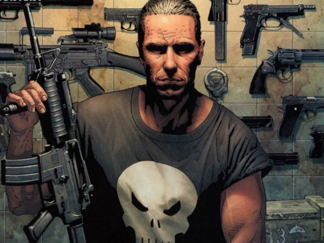 The Punisher Garth Ennis