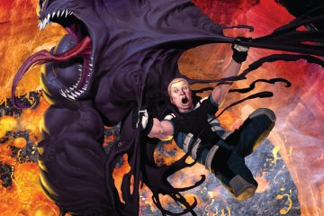 Venom: Space Knight #3 Cover