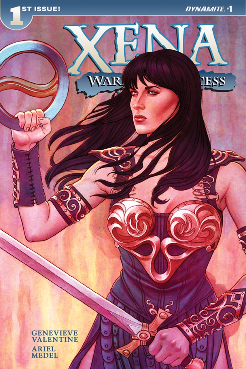Xena: Warrior Princess #1 Cover