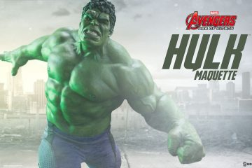 Sideshow Collectibles Avengers: Age of Ultron Hulk Maquette