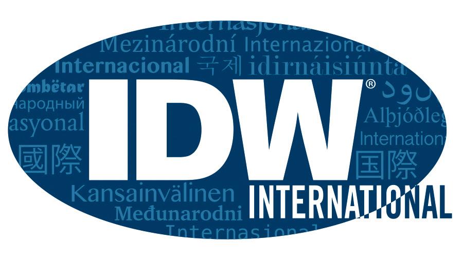 IDW International logo