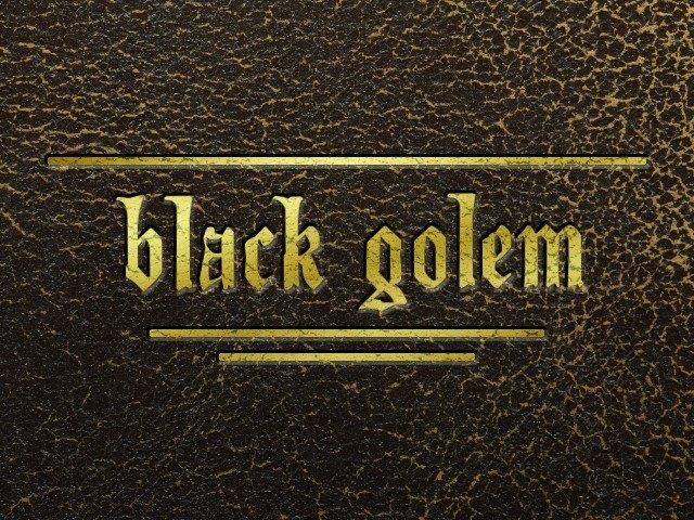 Black Golem Studios