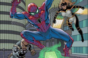 Amazing Spider-Man #9 Cover