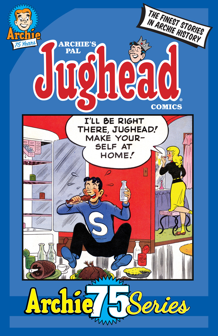 ARCHIE 75 SERIES: JUGHEAD (DIGITAL EXCLUSIVE) Cover