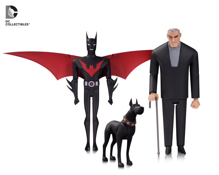 Batman Beyond 3-Pack