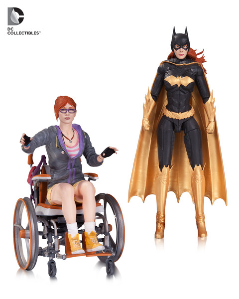 Batman: Arkham Knight Batgirl and Oracle 2-Pack