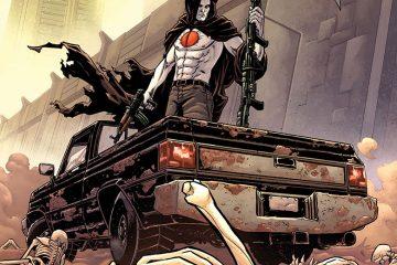 Bloodshot Reborn #11 Cover