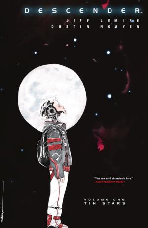 Descender Vol. 1 Cover