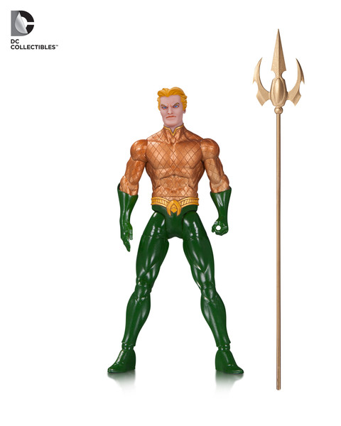 Designer Series Greg Capullo: Aquaman action figure