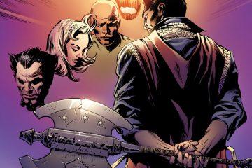 Doctor Strange #6 Cover