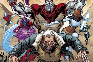 Extraordinary X-Men #8 Cover