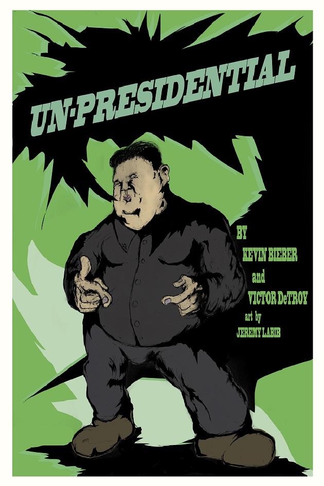 UN-Presidential Cover