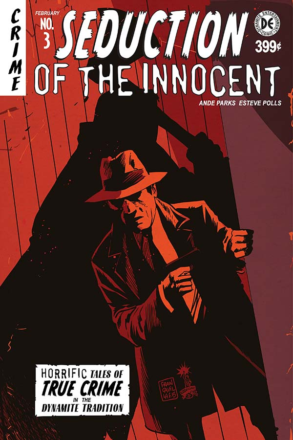 Seduction of the Innocent #3 Cover