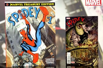 Spidey: All-New Treasury Edition Vol. 1