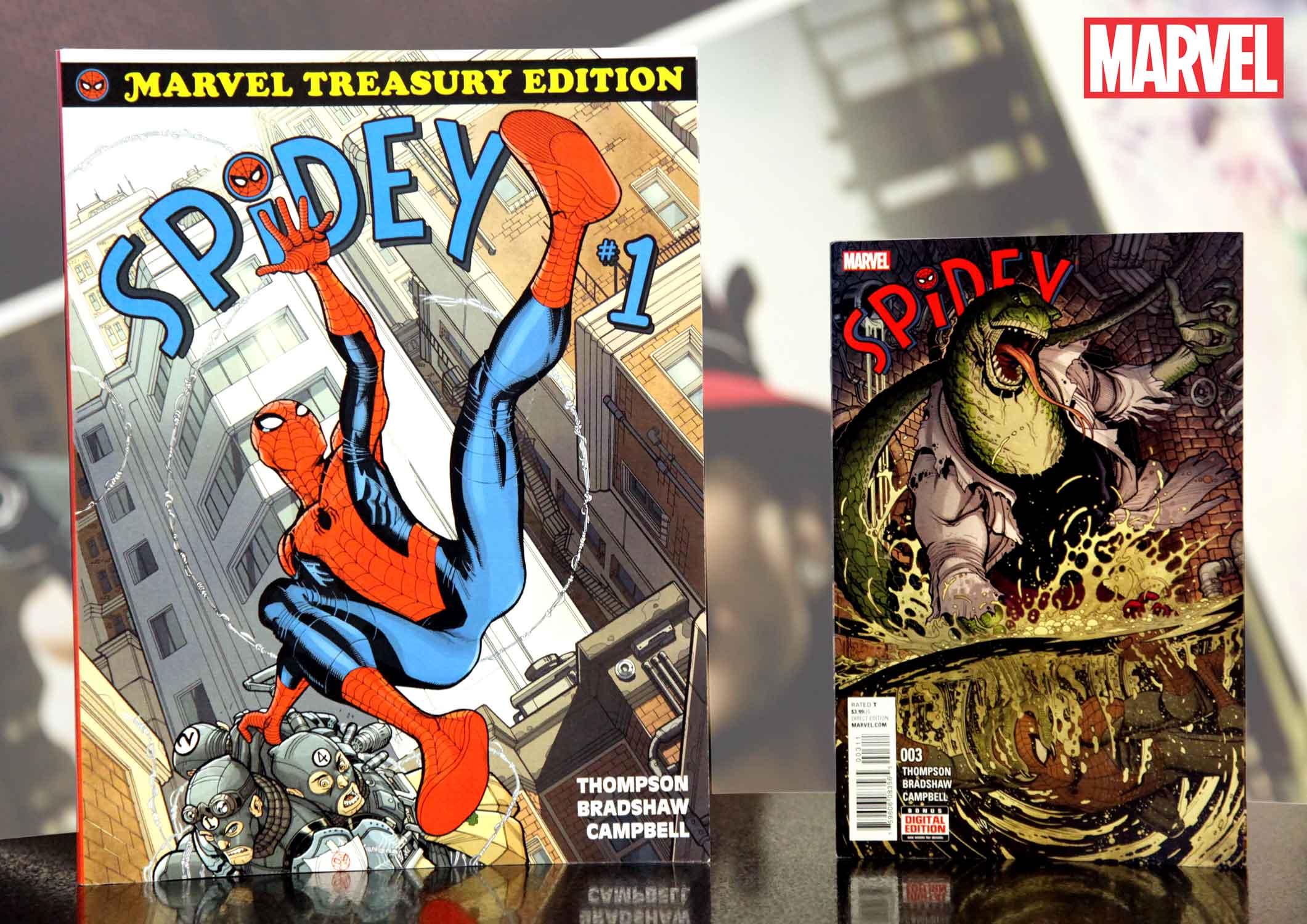 Spidey: All-New Treasury Edition Vol. 1