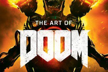 The Art of DOOM Cover