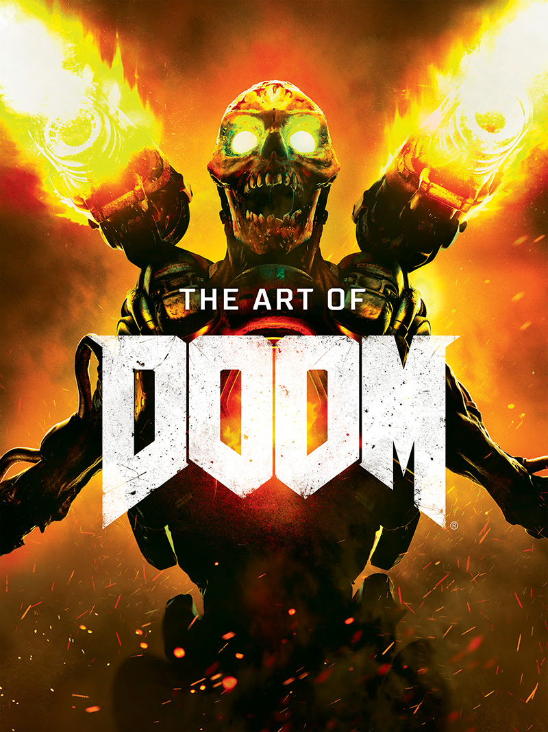 The Art of DOOM Cover
