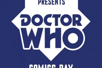 2016 Doctor Who Comics Day