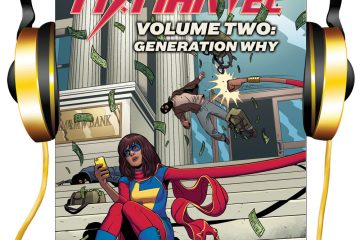 Ms. Marvel Volume 2: Generation Why AudioBook
