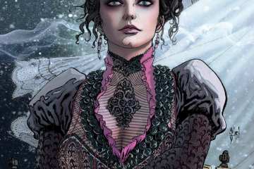 Penny Dreadful #1 Cover