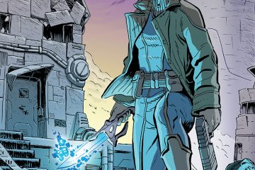 The Battles of Bridget Lee Volume 1: Invasion of Farfall Cover