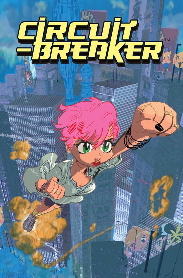 Circuit-Breaker #1 Cover