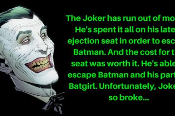 Joker's Joke - Joker's Millions