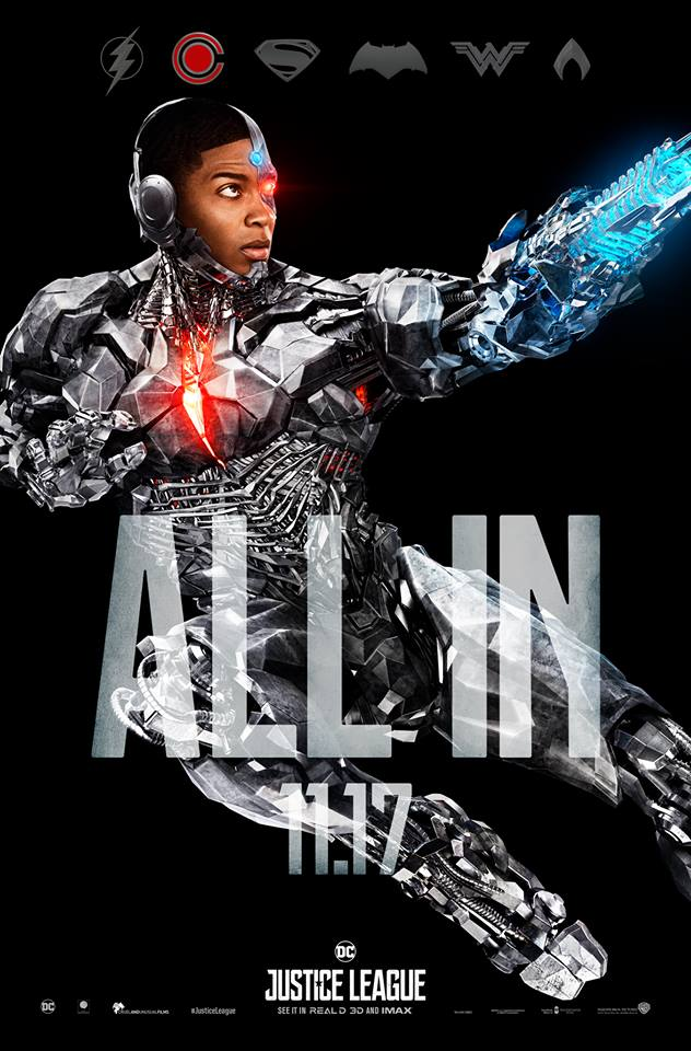 All in Cyborg