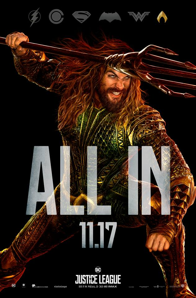 All In Aquaman