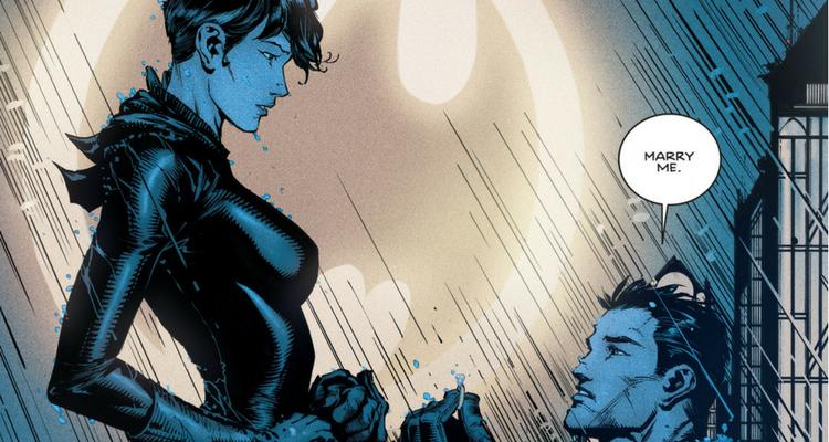 Batman proposes
